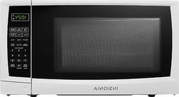 Insignia- 0.7 Cu. Ft. Compact Microwave - White