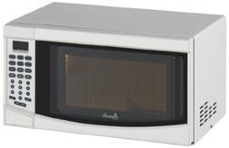 0.7cf 700w Wht Microwave