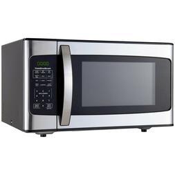 Hamilton Beach 1.1 Cu. Ft. 1000W Stainless Steel Microwave W