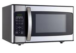 Hamilton Beach 1.1 Cu Ft. Microwave Black Stainless Or Stain