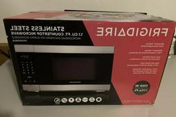 Frigidaire 1.1 Cu. Ft. Stainless Steel Countertop Microwave