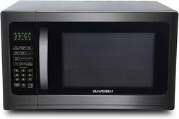 Farberware 1.2 Cu. Ft. 1100-Watt Microwave Oven with Grill,
