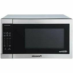 Panasonic 1.3 Cu Ft Stainless Steel Countertop Microwave Ove