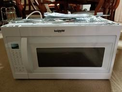 Whirlpool 1.9 cu. ft. Over the Range Microwave Oven  #WMH325