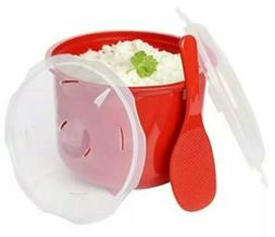 Sistema 1110 Microwavable Rice Steamer, Assorted Colors