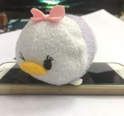 3.5'' Disney Daisy Duck Tsum Tsum Mini Plush