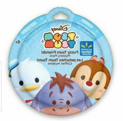 Disney Tsum Tsum Vinyl Mini Figrue Large Fuzzy *Walmart Excl