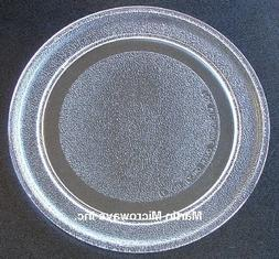 LG / Goldstar Microwave Glass Turntable Plate / Tray 9 5/8""