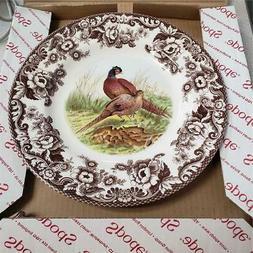 Spode - Woodland - Dinner Plate - Pheasant