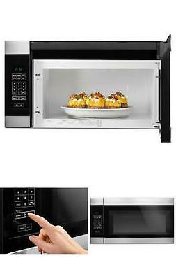 Amana AMV2307PFS 30 1.6 cf Over the Range Microwave Black on