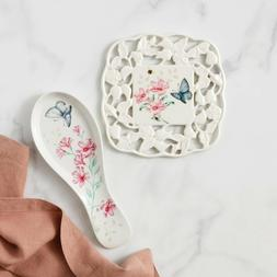butterfly meadow collection porcelain ceramic dishwasher mic