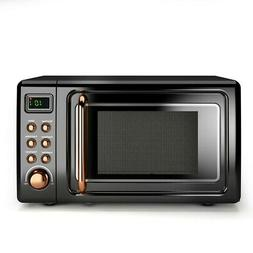 Counter-top Microwave Oven LED  4 Color options: Blk/White/R