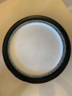 Denby Halo Blue Salad Plates-6. New. Perfect Condition. Free