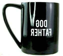 Pavilion Gift Company Dog Father 18 Oz Coffee Mug NIB