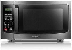 Toshiba EM131A5C-BS Microwave Oven 1.2 cu ft 1100W- Black St