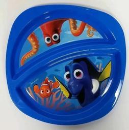 Finding Dory Disney/Pixar Divided Plate Baby Toddler Child B