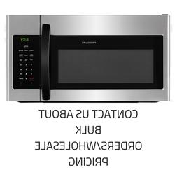 "Frigidaire FFMV1645TM  30"" Silver Mist OTR Microwave - BRAND"