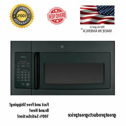 GE 1000W Over-the-Range Microwave with 1.6 Cubic Feet Capaci