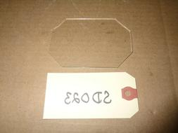 GENUINE SAMSUNG MICROWAVE LIGHT COVER  MC17H8000CG - SD023