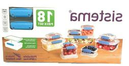 Sistema KLIP IT Accents Collection Food Storage Containers,