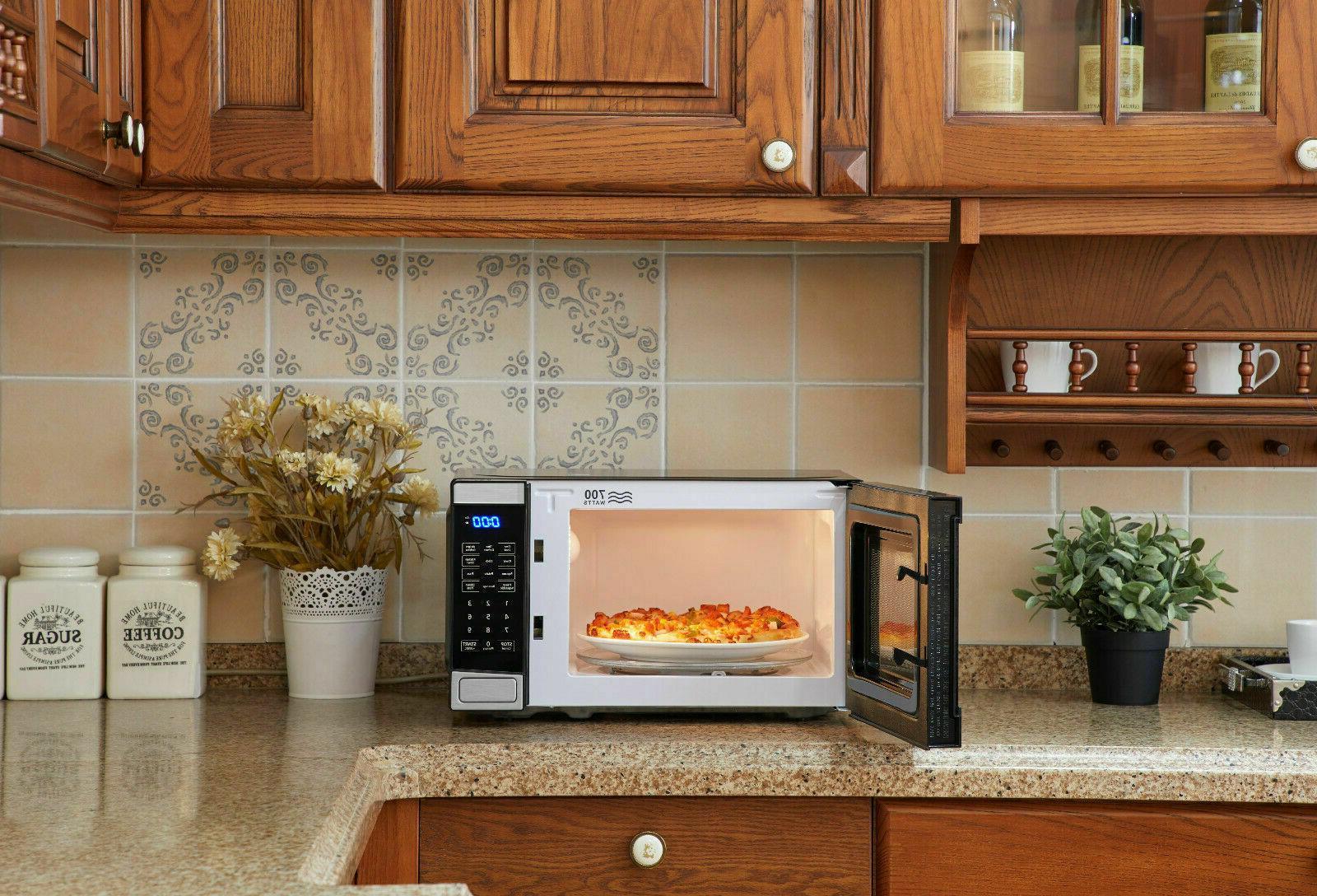 Mainstays 700W Microwave with 10 Power