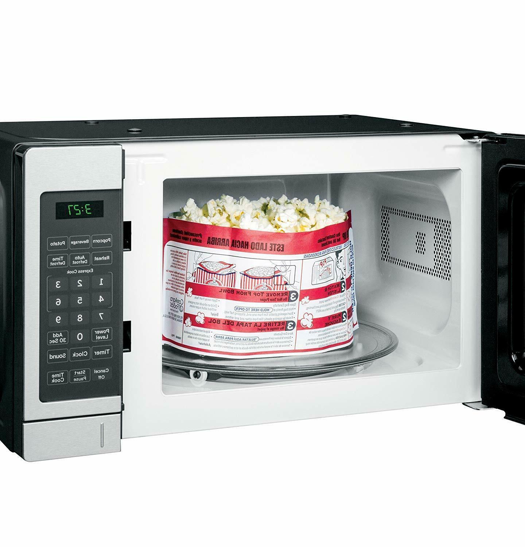 GE Capacity Microwave JES3072SHSS
