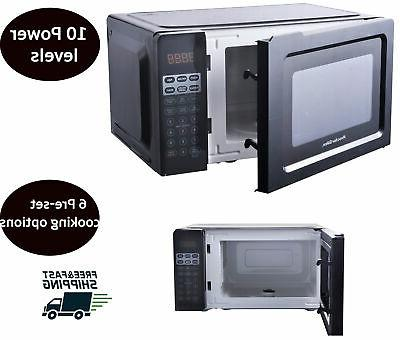 0 7 cu ft small microwave oven