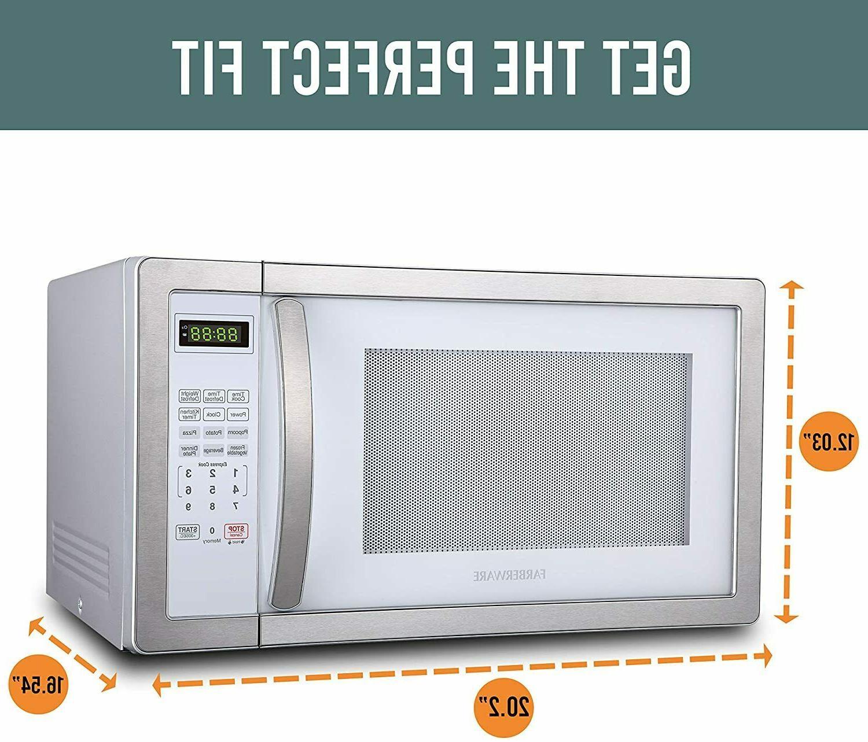 Farberware 1.1 Cu. Microwave