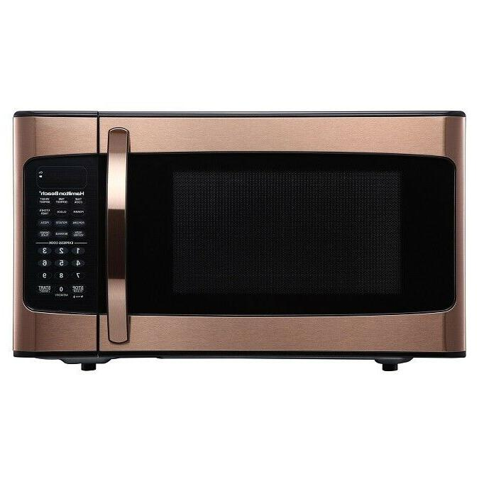 1 1 cu ft microwave oven copper