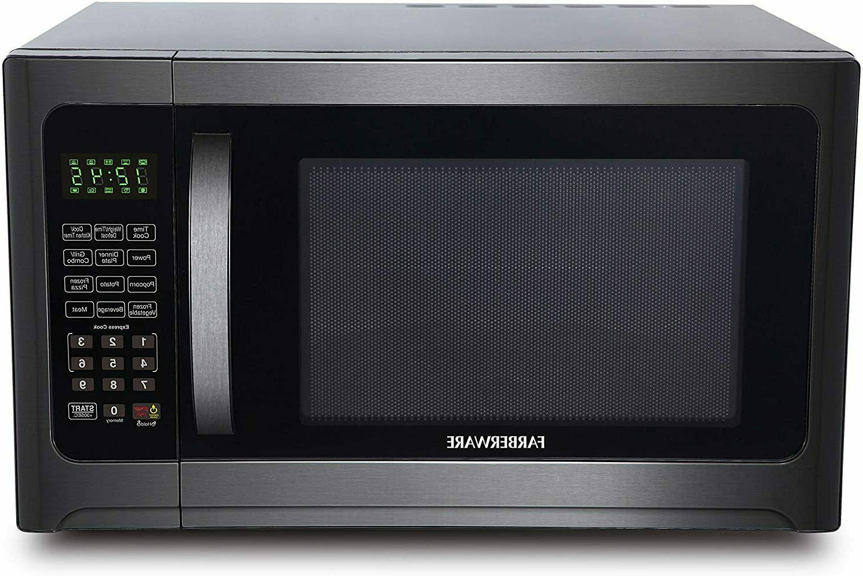 1 2 cu ft 1100 watt microwave