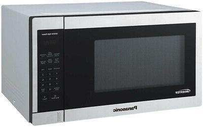 Panasonic 1.3CuFt Countertop Microwave Oven