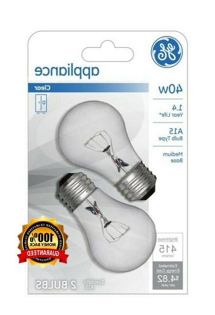 appliance clear 40w a15 light bulb 2