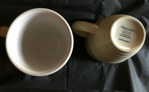 Pfaltzgraff Mugs Set of Dishwasher