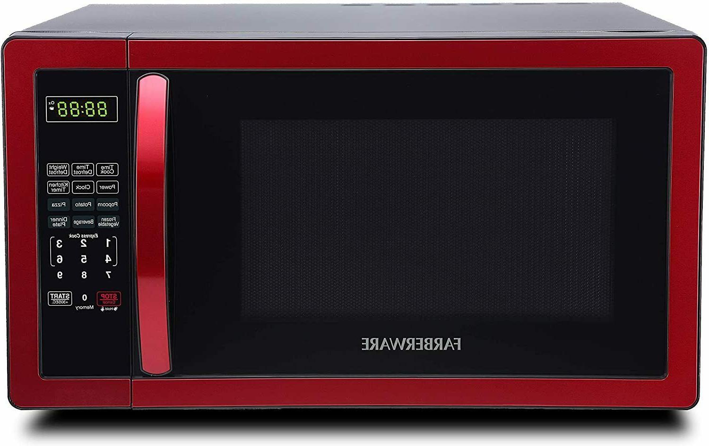 Farberware Foot 1000-Watt Red