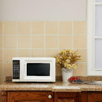 Countertop Microwave 0.7 Cu.ft 700W Power Levels