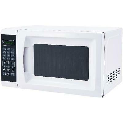 Countertop Microwave Oven Cu.ft 700W Power Levels Kitchen Appliance