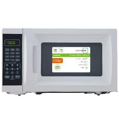 Countertop Microwave Cu.ft 700W Ten Power Levels Kitchen
