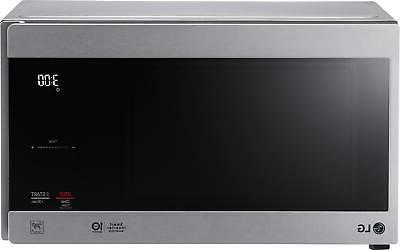 countertop microwave oven smart inverter