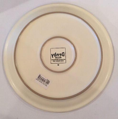 Denby ENERGY Dessert Plate Microwave Dishwasher