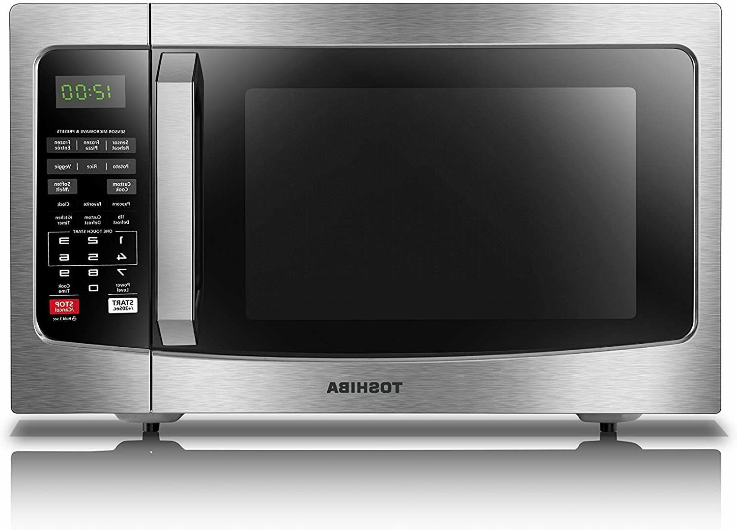 em131a5c bs microwave oven with smart sensor