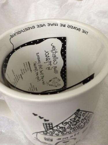 enesca Mug—microwave Dishwasher Safe. Mug By