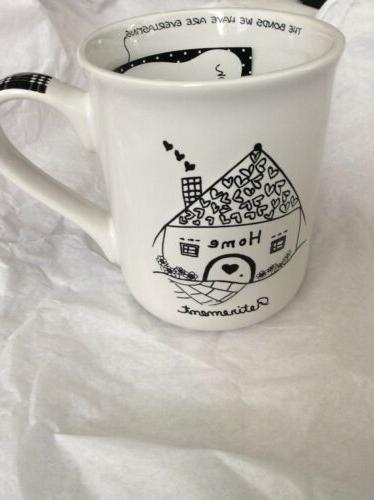 enesca Retirement Mug—microwave And Dishwasher Safe. By