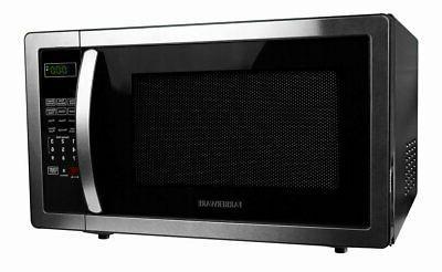 Farberware Microwave - Black/Stainless