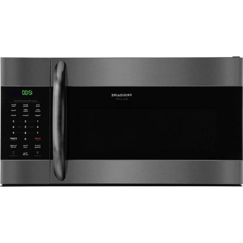 Frigidaire FGMV176NTD Over - Stainless