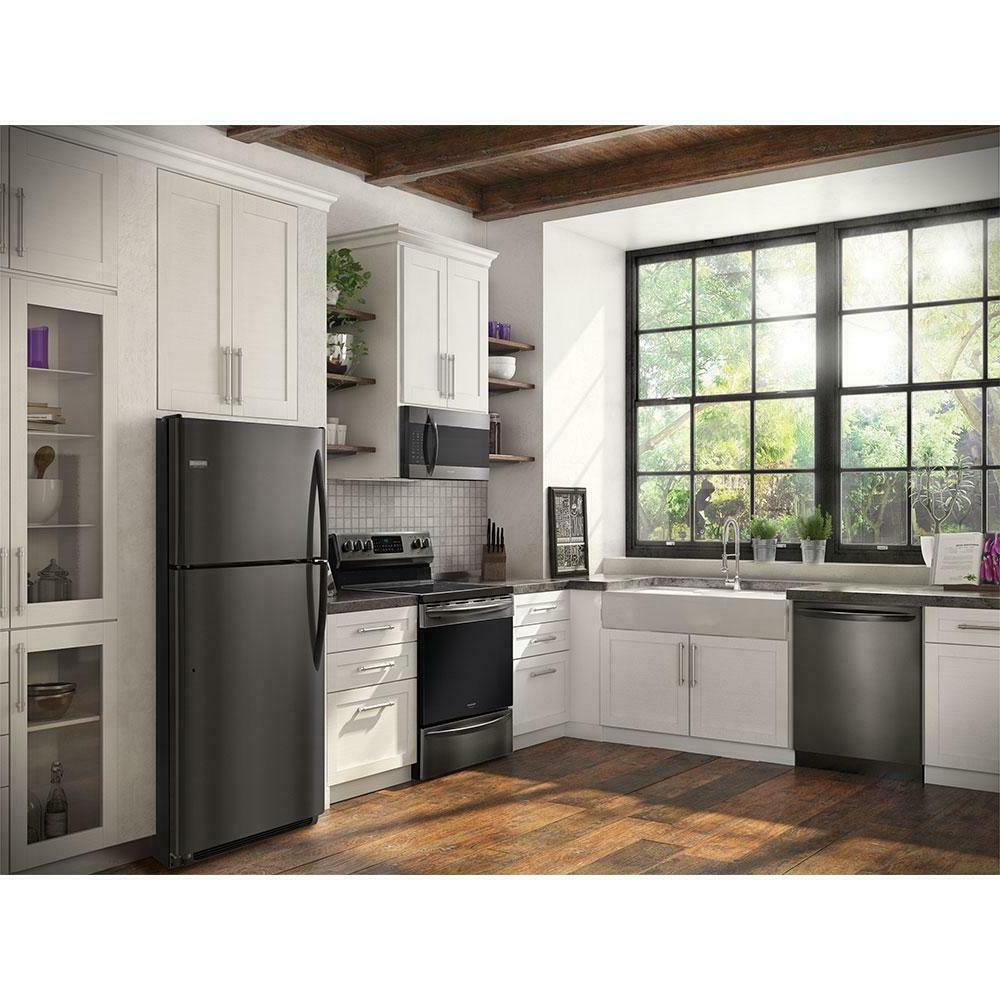 Frigidaire FGMV176NTD 1000W 1.7cu.ft. Over - Stainless