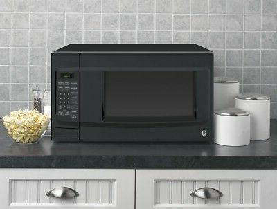 GE 1.4 1100 Watts Countertop Microwave Oven with 10 Levels
