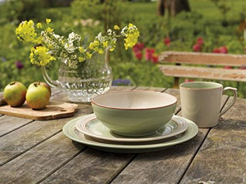 Denby Orchard 4 Piece Place Setting