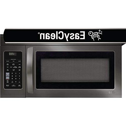Ft. Stainless Microwave