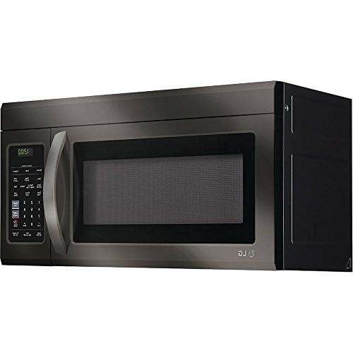 LG Ft. Over-The-Range Microwave