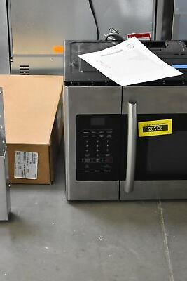 Samsung Stainless Over-The-Range Microwave NOB HRT